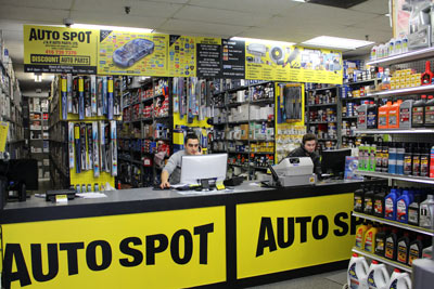 north york auto parts